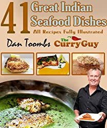 41 Great Indian Seafood Recipes (English Edition)