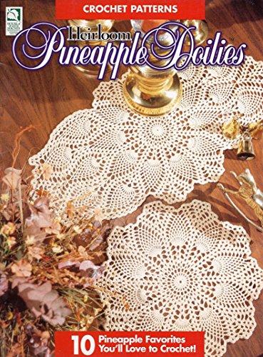 Heirloom Pineapple Doilies 10 Pineapple Favorites You'll Love to Crochet