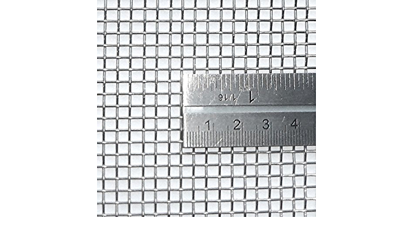 4 Mesh 0.9mm by Inoxia Stainless Steel for Mice and Rat Proofing//Rodent Proofing; Size 30cm x 30cm