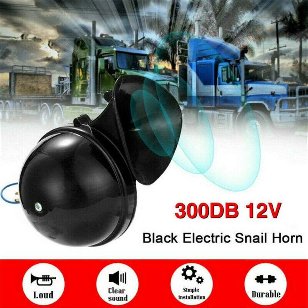 24V Tromba daria elettrica sostitutiva del suono forte per Raging Car Truck Boat Train Universal Horn Kit 12V Corno di lumaca universale 300DB 12V