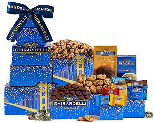 Wine Country Gift Baskets Ghirardelli Chocolate Company Tower