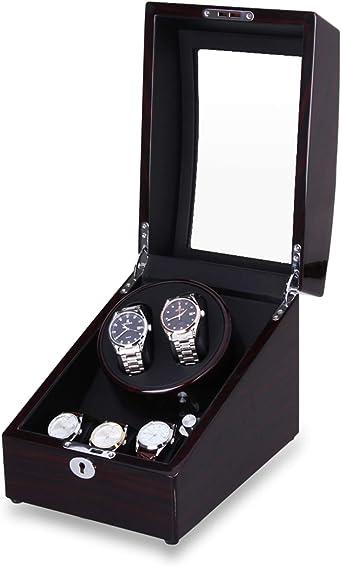 Watch Winder, Caja Giratora 2+3, Caja para Relojes Automáticos ...