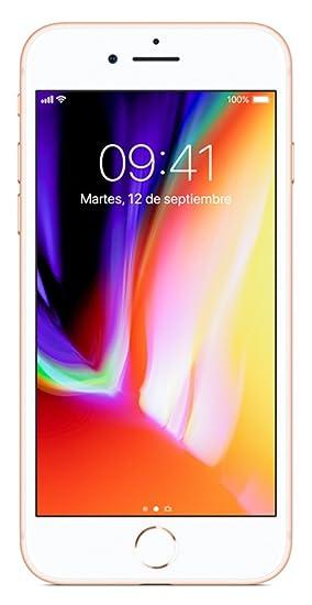 79151924083 Smartphone Apple iPhone 8 256GB color oro. Movistar pre-pago:  Amazon.com.mx: Electrónicos