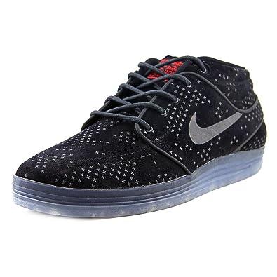 the latest 3acfe 4cab0 Nike Lunar Stefan Janoski Mid Flash, Chaussures de Skate Homme  Amazon.fr   Chaussures et Sacs