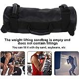 Empty Sandbag, Sport Weightlifting Fitness Workout High Intensity Exercises Force Boxing Power Bag Workout Sandbags Training Sandbag