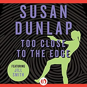 Too Close to the Edge Audiobook