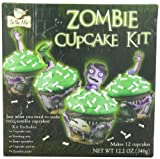 In the Mix Cupcake Kit, Zombie, 12.2 Ounce