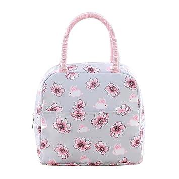 ffc535cdf373 Amazon.com: Ketuan Lunch Bag Cooler Bag Women Tote Bag Fashion New ...