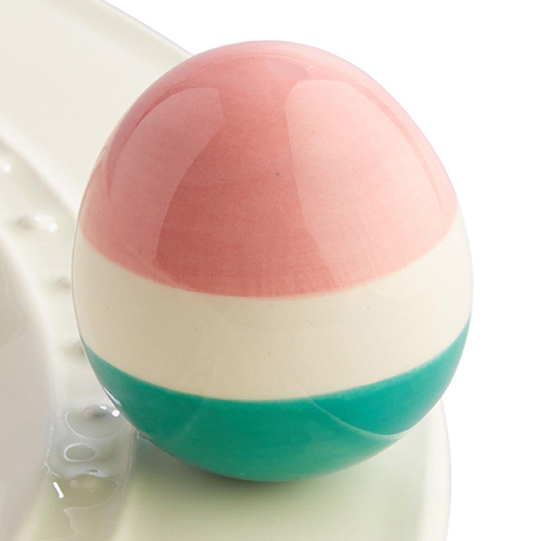 Nora Fleming Easter Egg Mini - Eggstra Special Mini A179 - RETIRED!