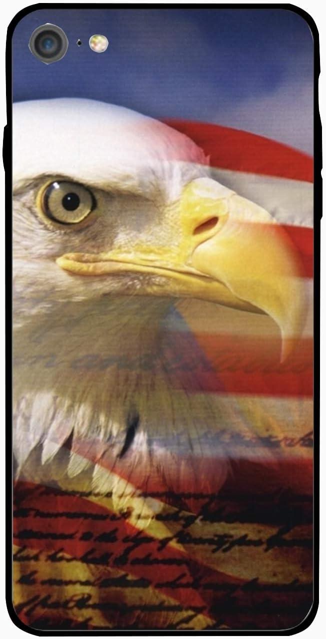 Amazon Com Iphone 6plus Case American Flag Eagle Wallpaper Full