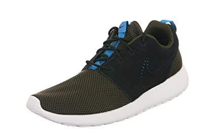 107820f9f7346 Image Unavailable. Image not available for. Color  Nike Roshe Run Mens  Running Shoes 511881-303 Dark Loden 10 ...