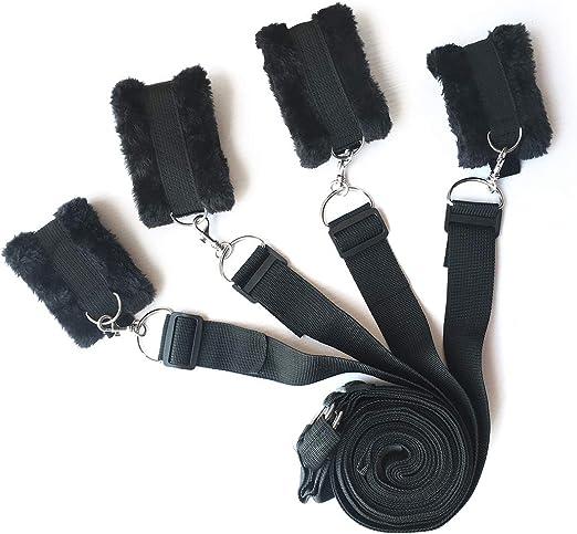 Soft Cuffs Sturdy Straps System Kit