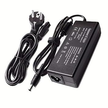 PFMY Ordenador Portátil PC Adaptador Cargador 19V 4.74A 90W AC Adapter para Samsung NP300E5C NP305E7A NP350E70 NP350V5C NP550P7C NP550P5C R540 R700 ...