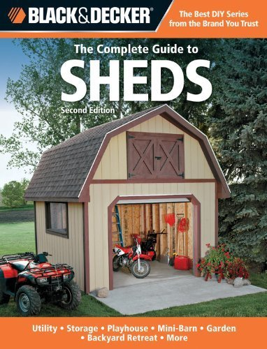 black and decker storage sheds - 8
