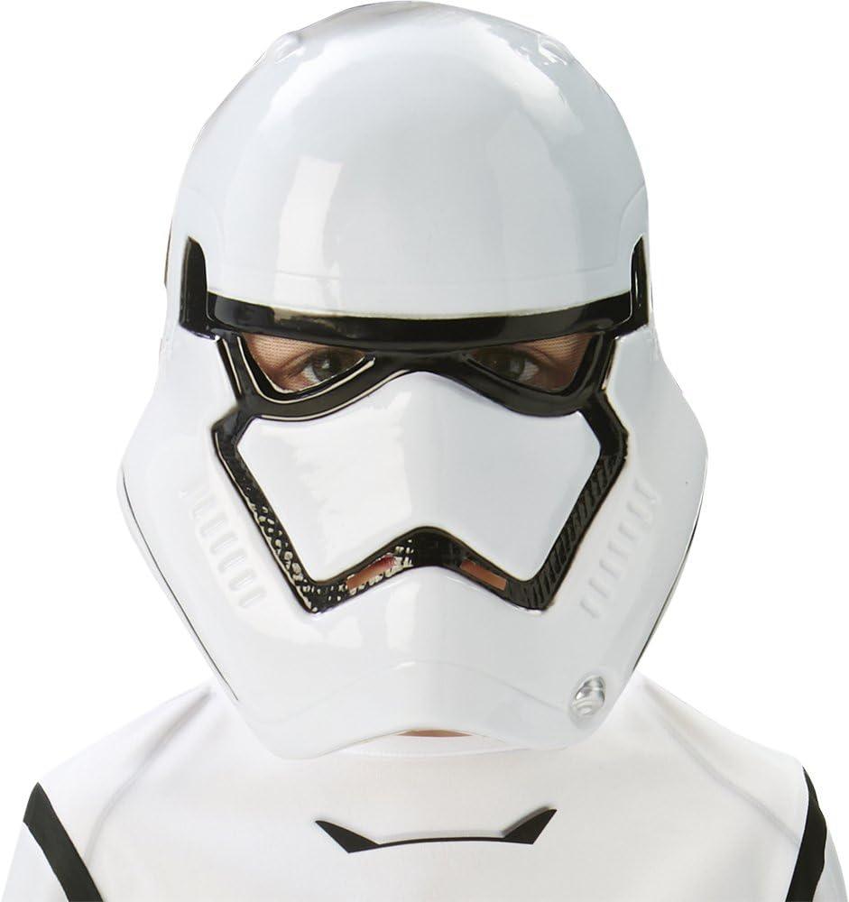 Rubies 32529, Star Wars - Careta del casco de Stormtrooper para ...