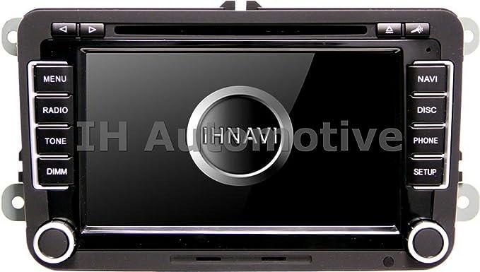 Ihnavi Ih510-1 - Sistema de navegación radio gps para volkswagen ...