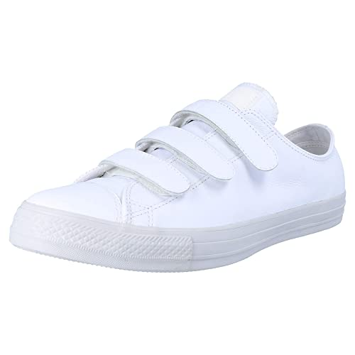 4469a5d4754b1f Converse Chuck Taylor All Star 3V Unisex Sneakers White  Amazon.co ...