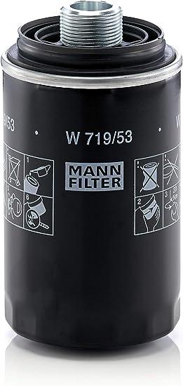 Original Mann Filter Ölfilter W 719 53 Für Pkw Auto