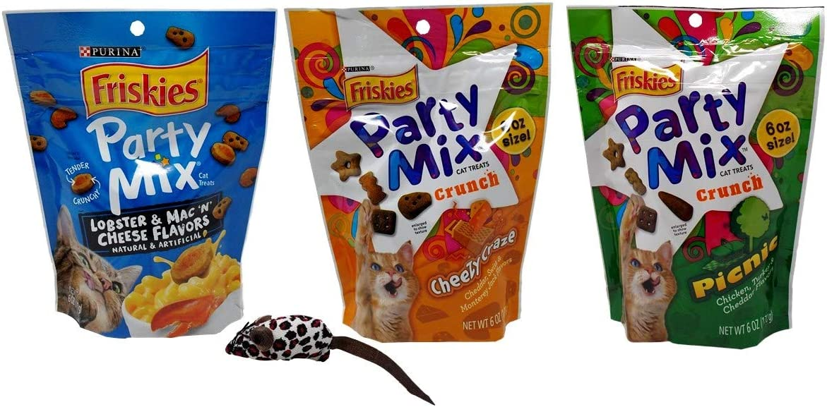 Friskies Party Mix Crunch Treat