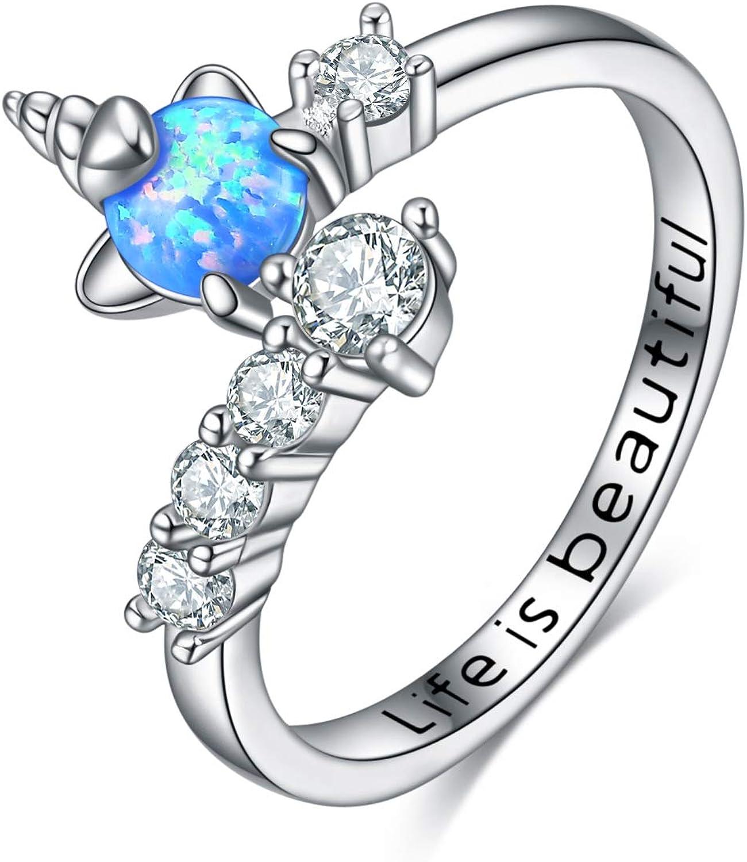Unicorn Ring