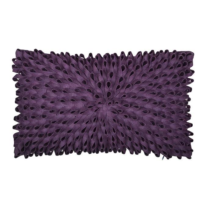 Amazon.com: KingRose - Fundas de cojín de lana para sofá o ...