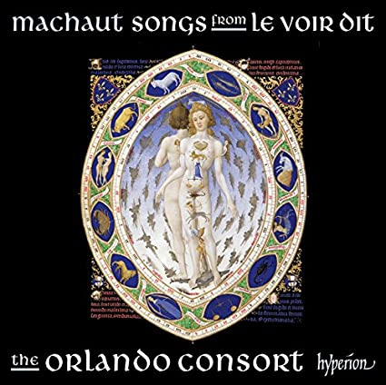 Machaut: Songs from Le Voir Dit