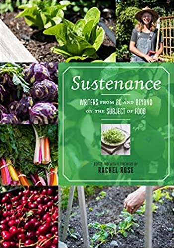 Image result for sustenance anthology