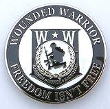 warrior car emblem - Wounded Warrior Car/Truck Grille Badge Emblem (3