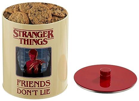 97f2a37f9d8403 Amazon.com: Funko Stranger Things Cookie Jar Retro Poster Accessori ...
