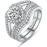 Anillos De Compromiso Aniversario Matrimonio Luxury Heart Shape Ring for Women Pave AAA Zircon Stone Anniversary