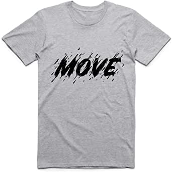Move T-Shirt For Men - Size