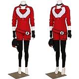 コスプレ衣装 ポケモンゴーPokemon Go トレーナー ユニフォーム チーム ヴァーラー インスティンクト ミスティック_赤 x ホワイト