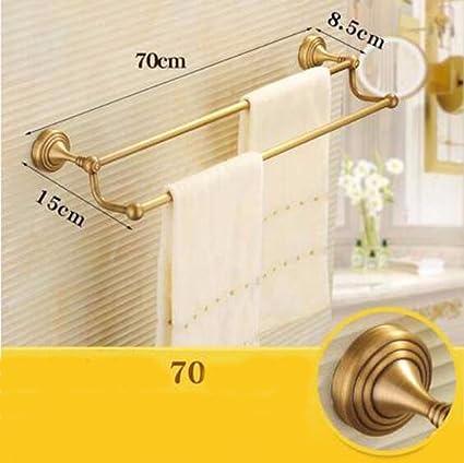Sursy Cuarto de baño, cuarto de baño, de estilo europeo del colgador toallero todo