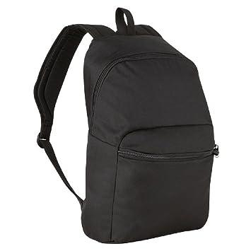 4722fcf74a Newfeel Abeona 17L Backpack Black  Amazon.in  Sports
