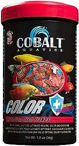 Cobalt Aquatics Color Flakes 1.2oz.
