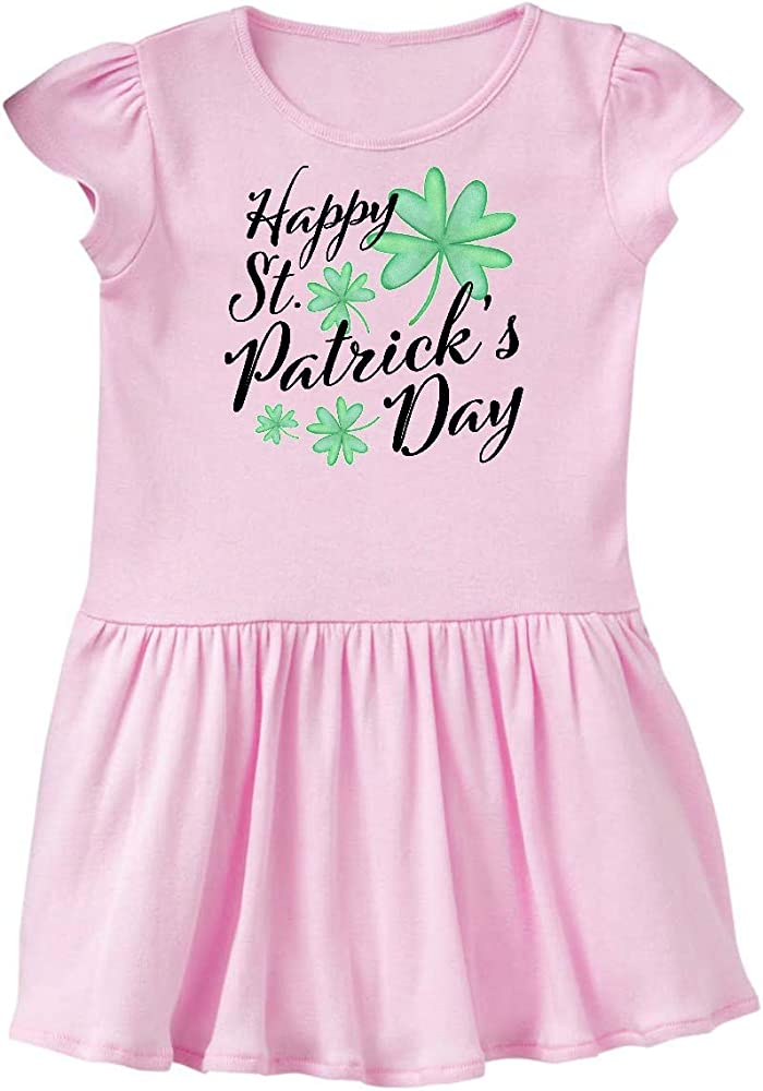 inktastic St Patricks Day Luck O The Irish with Infant Tutu Bodysuit
