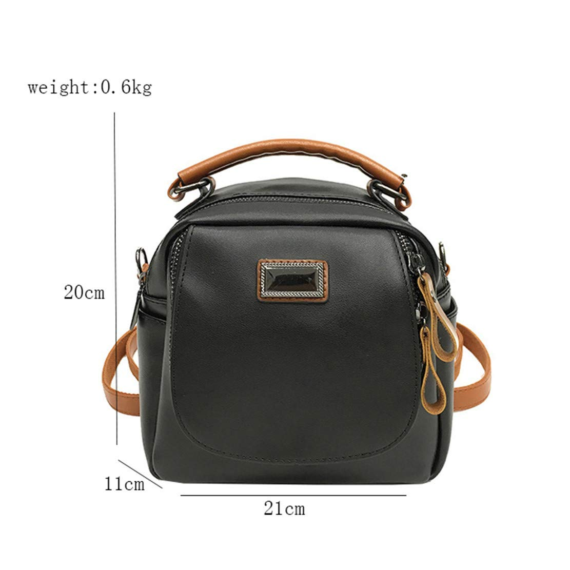 dd3ec264019ec Pteng Henkel Rucksack Damen Mini Rucksäcke Elegant Daypacks Outdoor Lässig  Backpack Wasserdicht Handtasche  Amazon.de  Koffer