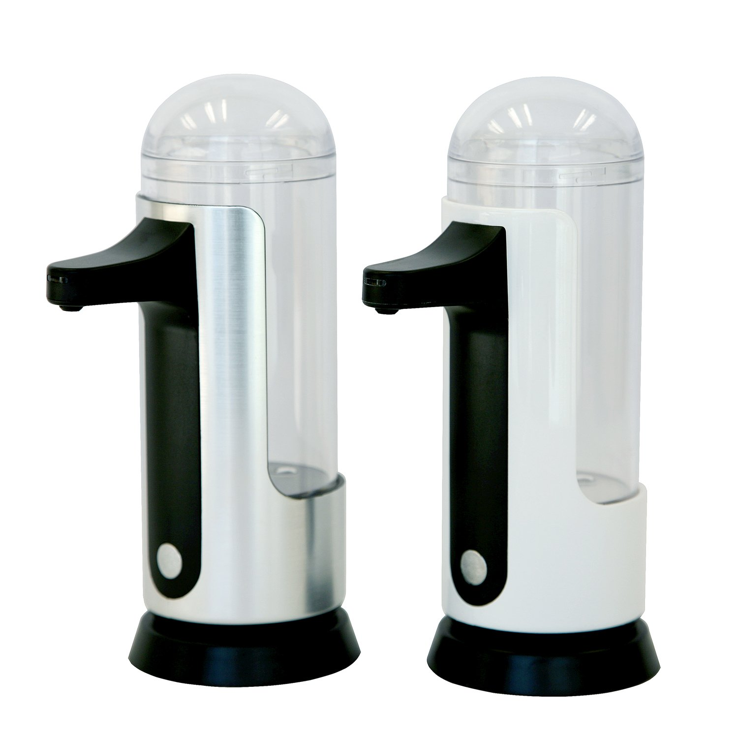 iTouchless 8oz Automatic Sensor Soap Dispenser (Value 2-unit Pack) ESD003S2