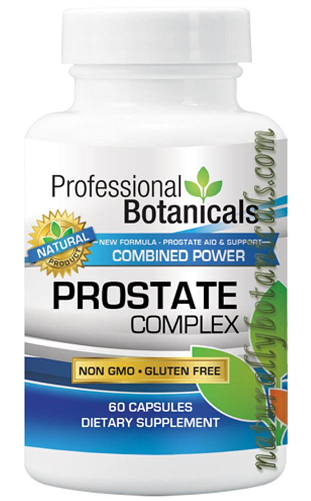 Professional Botanicals - Prostate Support 60 caps