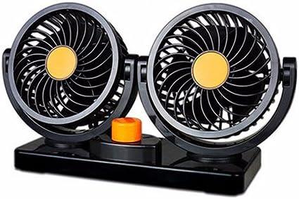 JISHUQICHEFUWU Automóvil eléctrico del Ventilador Ventilador/Car ...