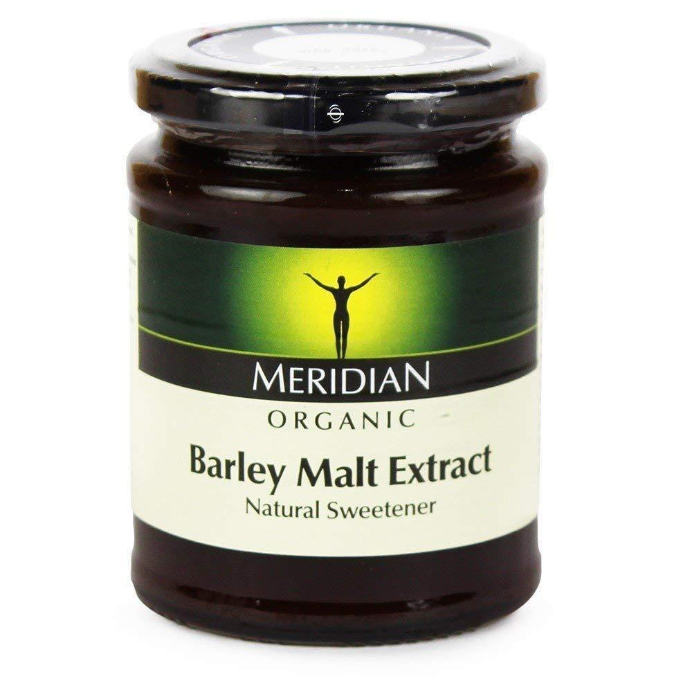 Meridian - Organic Barley Malt Extract - 370g (Case of 6): Amazon ...