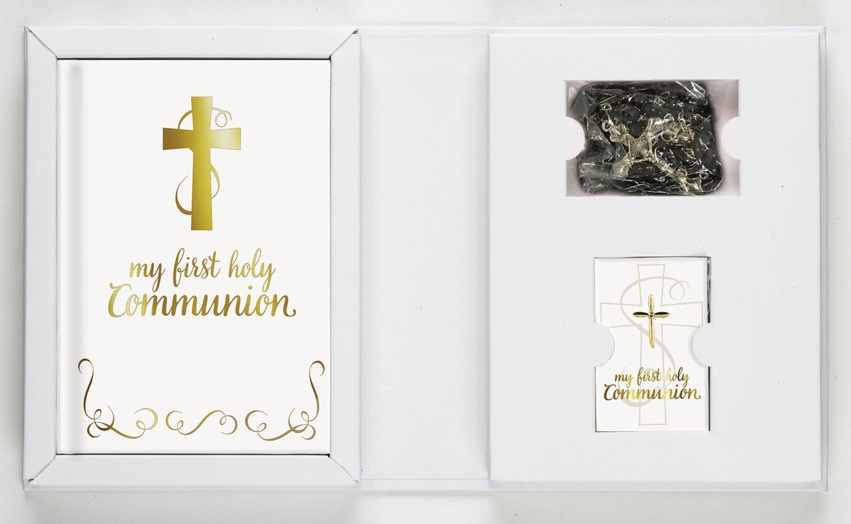 Faithworks YS882 First Communion Gift Set, Boy