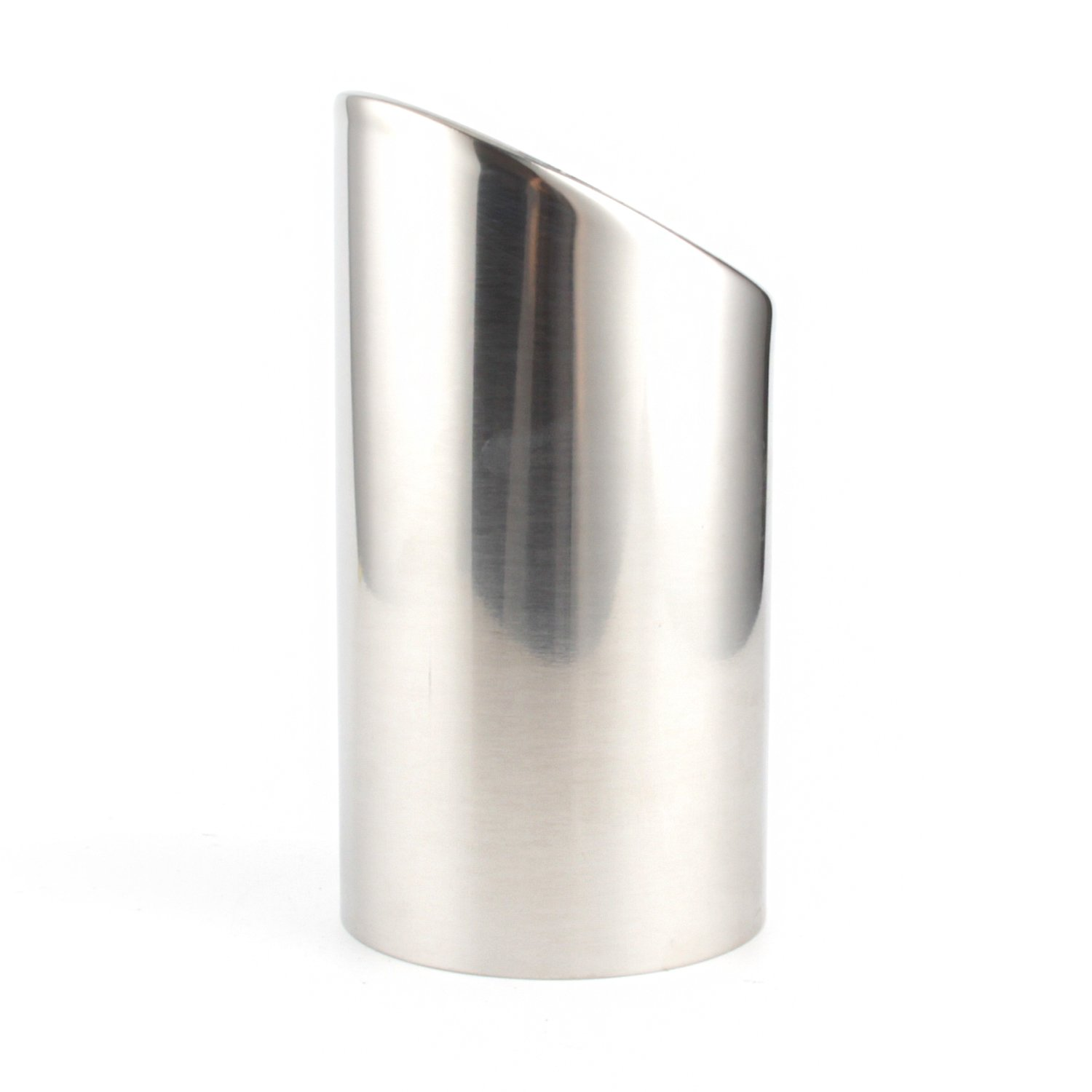 TAKPART Stainless Steel Exhaust Tail Muffler Tip Pipe for A4