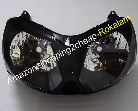 Linterna frontal para faros delanteros Kawasaki Ninja ZX12R ...