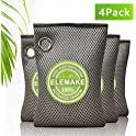 4-Pack Bravex 200g Coconut Charcoal Air Purifying Bags