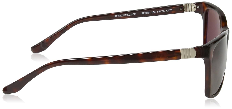 sole SPINE Occhiali da Lens Rettangolari SP3001 TortBrown 102 Rv4qC