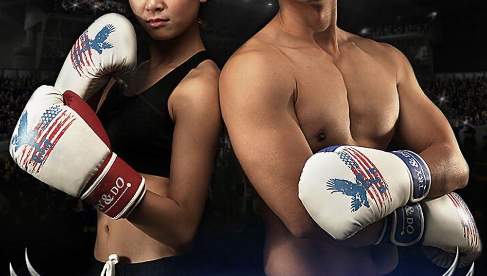Profesional guantes de boxeo guantes de entrenamiento para ...
