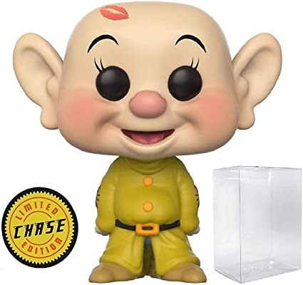Snow White and the Seven Dwarfs Vinyl Dopey Chase