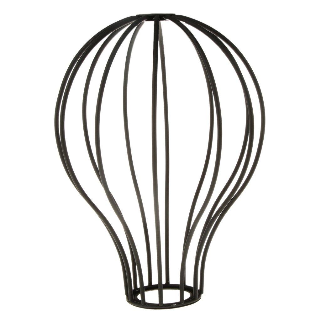 Edison Vintage Balloon Design Pendant Light Chandelier Cage Hanging Lampshade