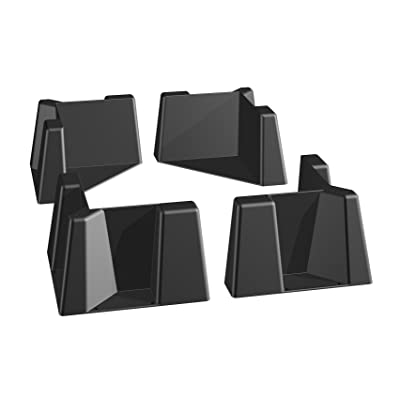 WeatherTech 81BS1 Cargo Tech Cargo Containment System,Black: Automotive